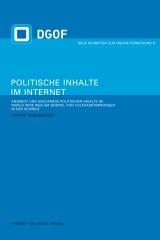 Patrick Rademacher: Politische Inhalte im Internet