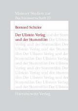 Schüler_Der Ullstein Verlag und der Stummfilm