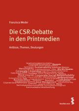 Franzisca Weder: Die CSR-Debatte in den Printmedien