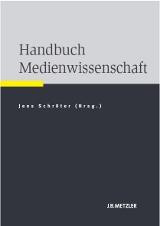 Handbuch Medienwissenschaft