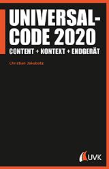 Christian Jakubetz: Universalcode 2020
